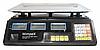 Торговые Весы электронные 50 кг 4V Wimpex  sa90331 Черный Лучшая цена!, фото 10