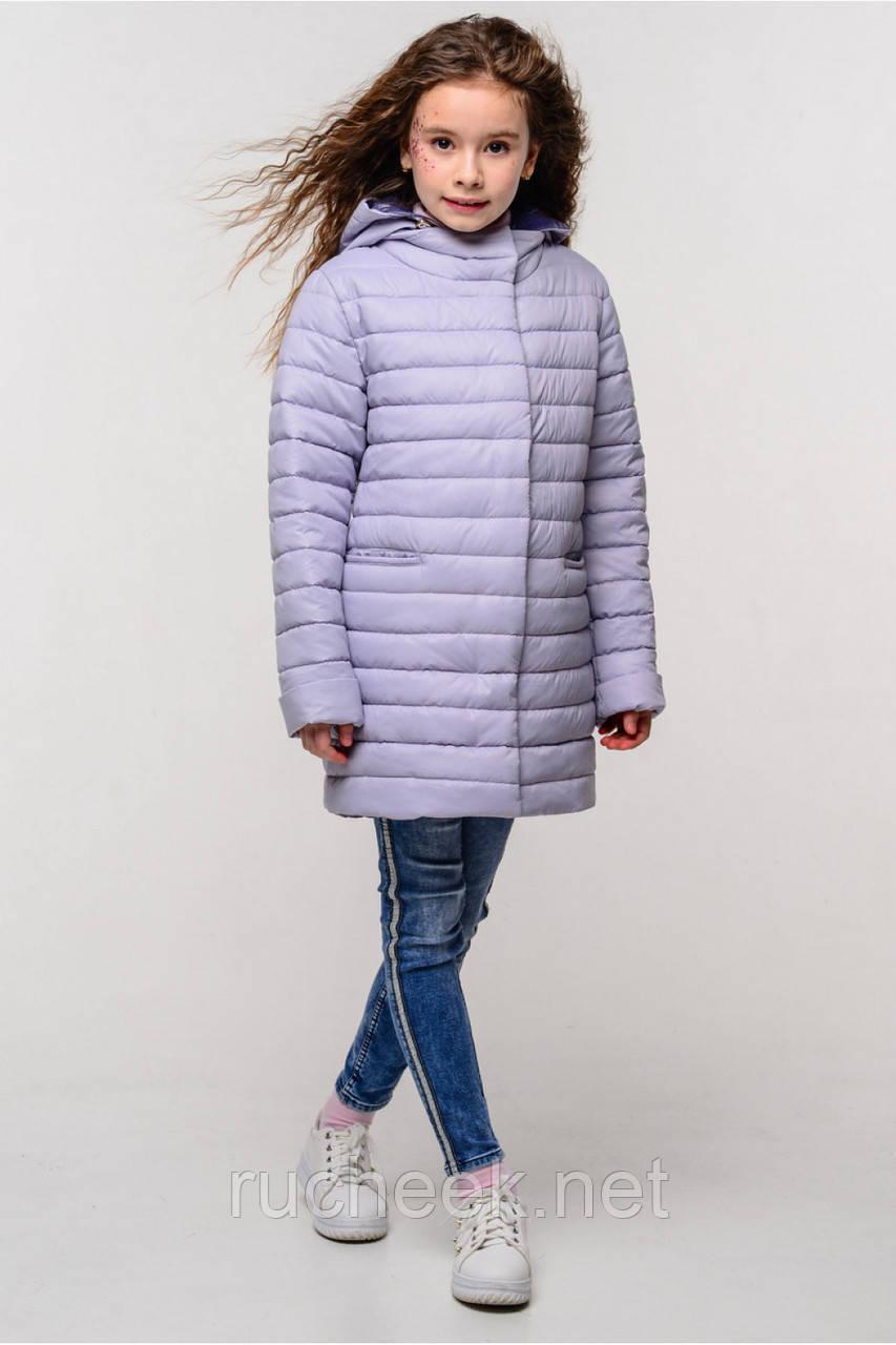Куртка для девочки Никса размер 134, куртки детские Nui very