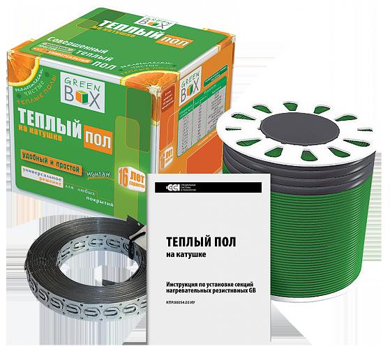 Кабель нагревательный Green Box 10,0 м / 150 Вт