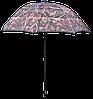 Зонт камуфляжного цвета со сгибающимся куполом