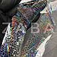 Фольга прозрачная Мульти-дизайн #2, 100 см, фото 3