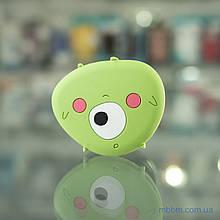 Держатель для телефона (попсокет, posocket) 3D [Майк Вазовски Зеленый]