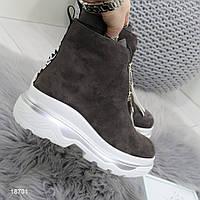 Ботинки женские демисезон, фото 1