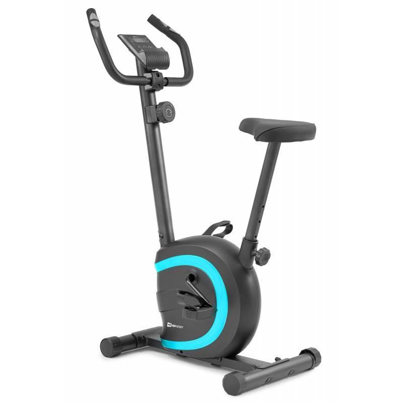 Велотренажер магнитный Hop-Sport HS-015H Vox синий для дома и спортзала