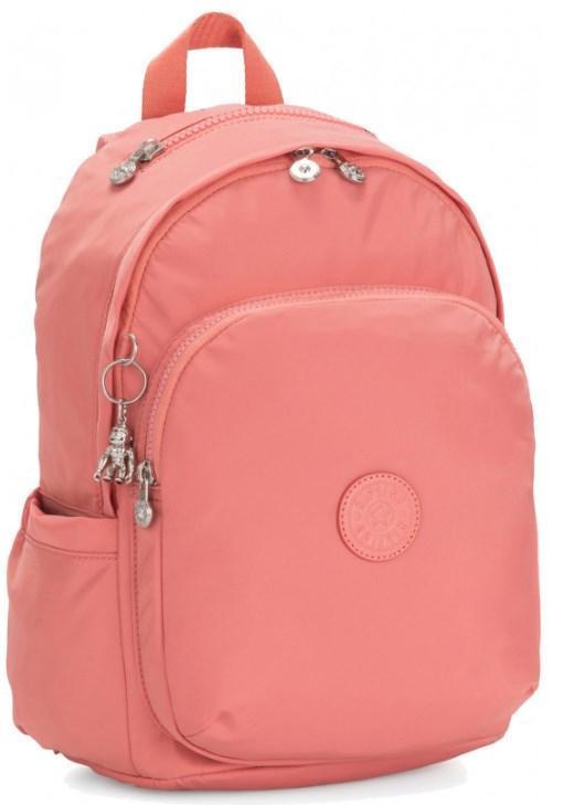 Городской рюкзак Kipling Paka Plus на 8 л розовый