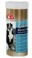 Витамины для крупных собак 8in1 Excel Brewers Yeast for large breed, 80 таб.