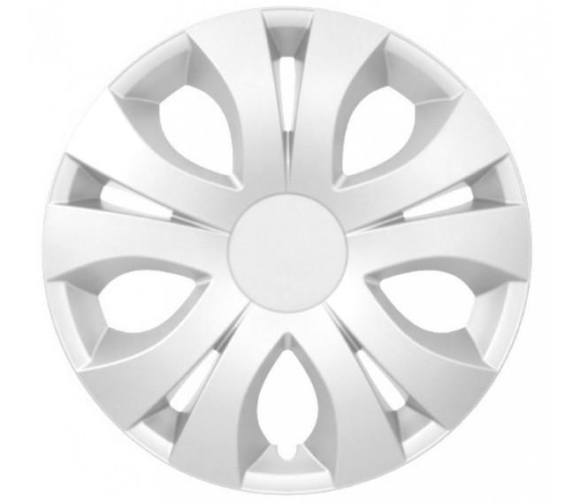 Колпаки R13 Jestic Top White