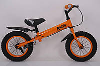Беговел Racer BA12 04 Orange, фото 1