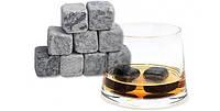 Камни для виски Whiskey Stones (9 штук), фото 1