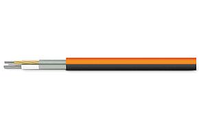 Кабель нагревательный Теплолюкс ProfiRoll 62,5 м / 1080 Вт , фото 2