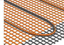 Мат нагревательный Теплолюкс ProfiMat 2160 Вт / 12,0 м² , фото 3