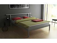 Кровать металлическая Астра /Astra 140х190 см.фирмы  Метакам