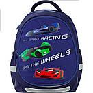 Рюкзак школьный Kite Education Fast cars K20-700M(2p)-4, фото 3