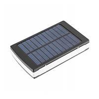 🔝 Портативное зарядное устройство для телефона, UKC 32000mAh, внешний Power Bank, цвет - чёрно-белый   🎁%🚚, фото 1