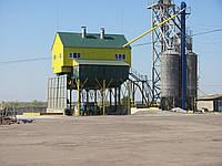 Строительство и реконструкция зерноочистительных комплексов