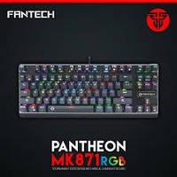 Игровая механическая клавиатура с подсветкой FANTECH МК871 PANTHEON