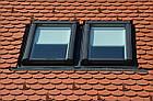 Мансардні вікна ПВХ Roto Designo WDF R45 K WD AL Мансардне вікно Дахові, фото 9