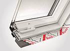 Мансардні вікна ПВХ Roto Designo WDF R45 K WD AL Мансардне вікно Дахові, фото 4