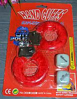 Набор для взрослых наручники и кубики