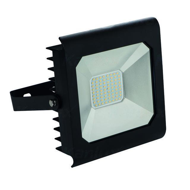 Прожектор з діодами LED Кanlux ANTRA LED50W-NW B