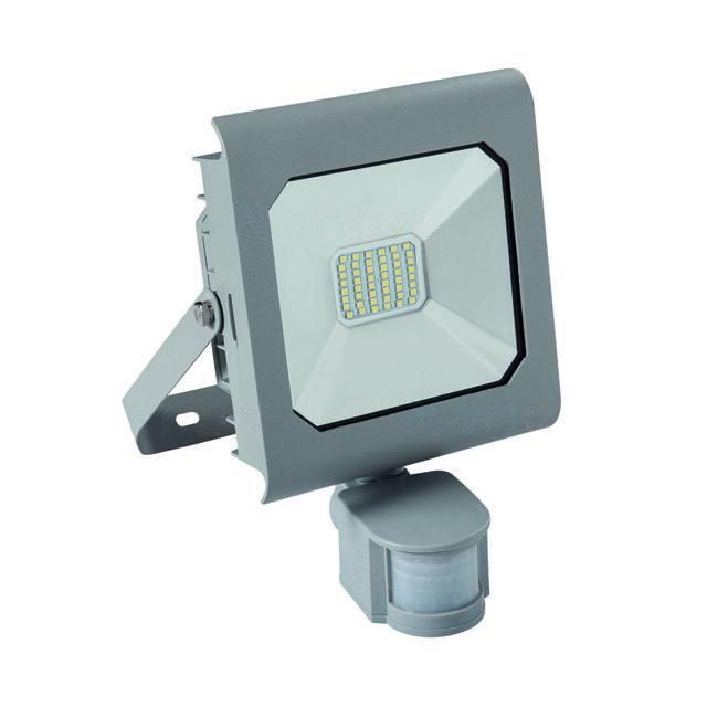 Прожектор з лід-модулем LED Kanlux AntraLED30W-NW-SE GR