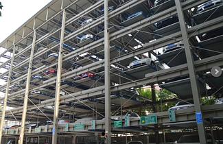 Паркинги. Автоматические многоуровневые парковки