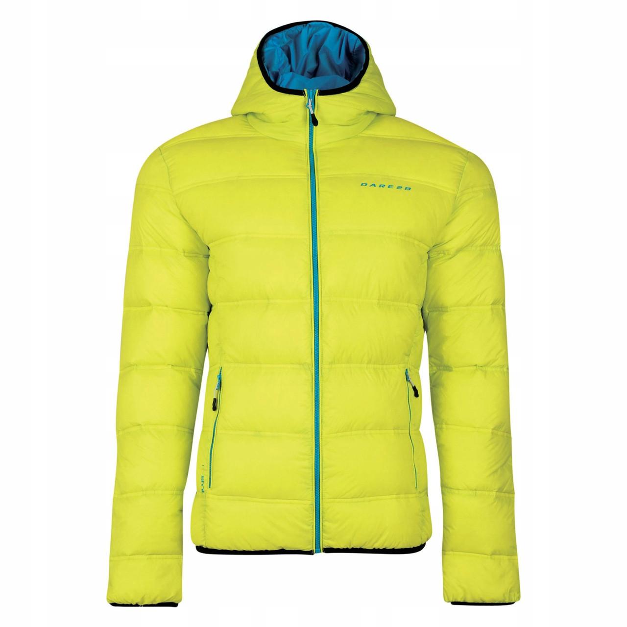 Куртка чоловіча Dare 2B Downtime Jacket L Yellow