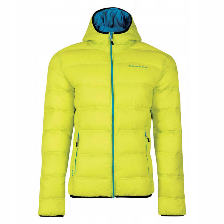 Куртка чоловіча Dare 2B Downtime Jacket L Yellow, фото 2
