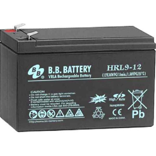 Аккумулятор BB Battery ВВ HRL9-12/Т2