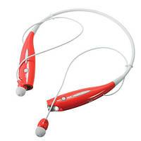 🔝 Беспроводные bluetooth наушники для телефона Wireless Stereo Headset HВS-730 - красные | 🎁%🚚, фото 1
