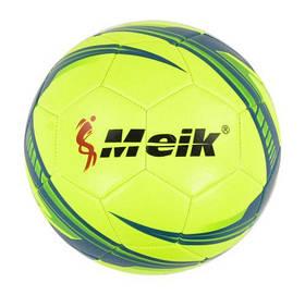 Мяч футбольный (салатовый)  sco