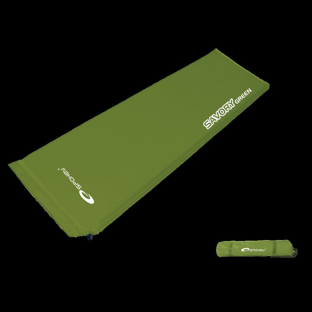 Самонадувний килимок туристичний Spokey Savory 832847 (original) кемпінговий матрац