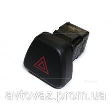 Кнопка аварийной сигнализации ВАЗ 2190 Гранта АВАР