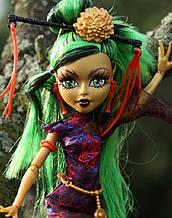Кукла Monster High Джинафаер Лонг (Jinafire Long) Путешествие в Скариж Монстер Хай Школа монстров