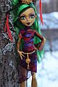 Кукла Monster High Джинафаер Лонг (Jinafire Long) Путешествие в Скариж Монстер Хай Школа монстров, фото 3