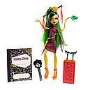 Кукла Monster High Джинафаер Лонг (Jinafire Long) Путешествие в Скариж Монстер Хай Школа монстров, фото 8