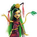 Кукла Monster High Джинафаер Лонг (Jinafire Long) Путешествие в Скариж Монстер Хай Школа монстров, фото 9