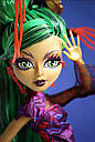 Кукла Monster High Джинафаер Лонг (Jinafire Long) Путешествие в Скариж Монстер Хай Школа монстров, фото 4