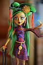 Кукла Monster High Джинафаер Лонг (Jinafire Long) Путешествие в Скариж Монстер Хай Школа монстров, фото 5