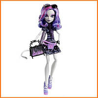 Кукла Monster High Катрин Де Мяу (Catrine DeMew) из серии Travel Scaris Монстр Хай