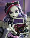 Кукла Monster High Катрин Де Мяу (Catrine DeMew) из серии Travel Scaris Монстр Хай, фото 3