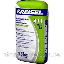 Kreisel 411 Самовирівнююча суміш Крайзель 411 5-35 мм, 25кг