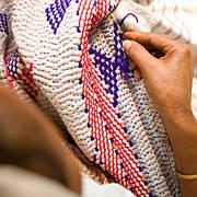 Бенгальська стиль вишивки кантха