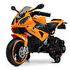 Дитячий мотоцикл BMW M 4103-7 помаранчевий