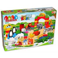 Конструктор JDLT 5092 Happy Zoo/Зоопарк