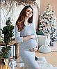 Нарядна сукня для вагітних і годування ELYN DR-49.231
