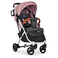 Детская прогулочная коляска  El Camino YOGA II M 3910 Pale Pink-W