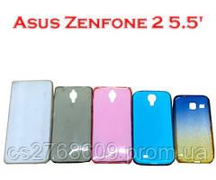 "Чехол силікон ""Remax"" Asus Zenfone 2 5.5'' в асортименті"