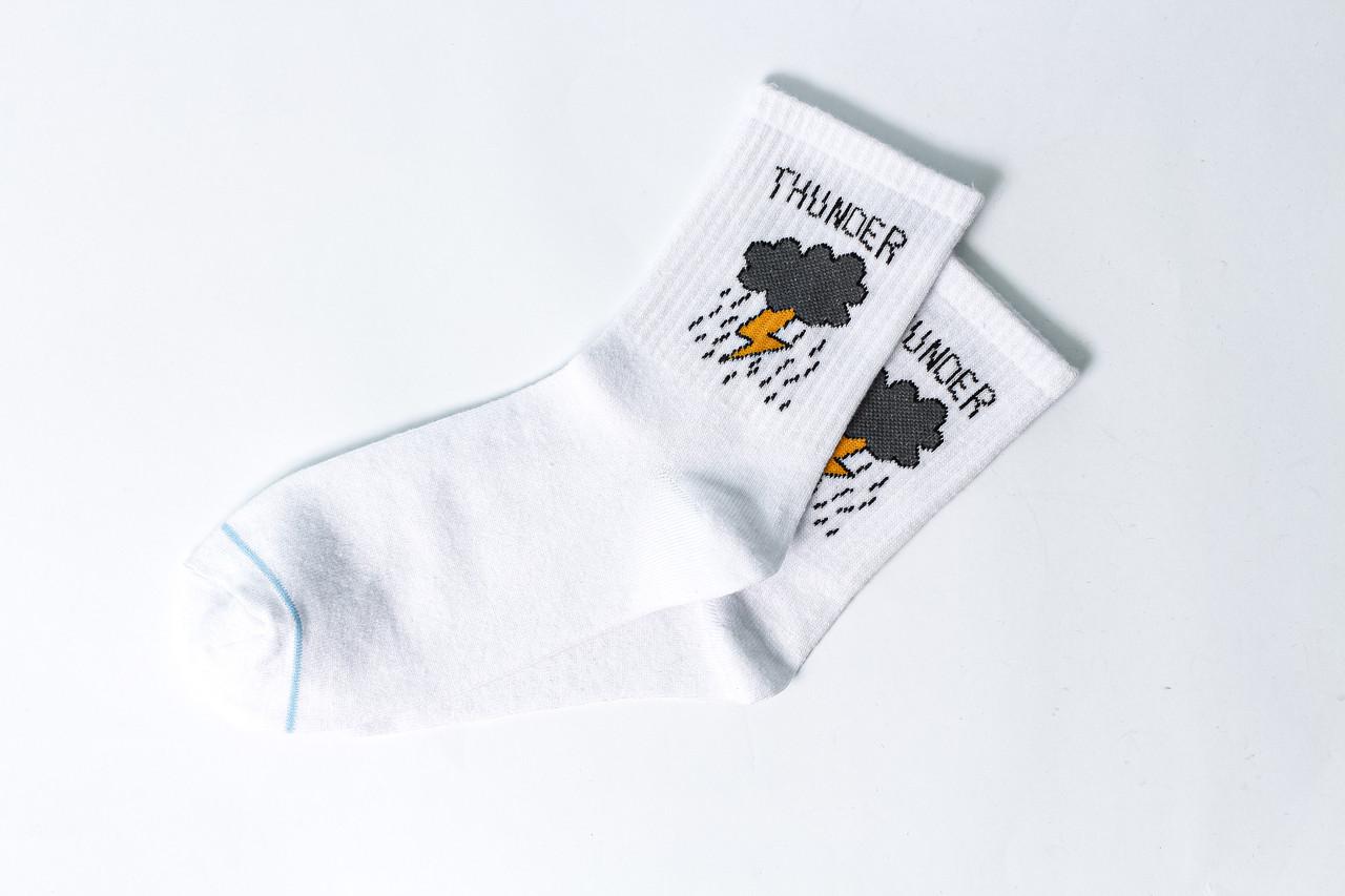 Шкарпетки Crazy Llama`s Блискавка