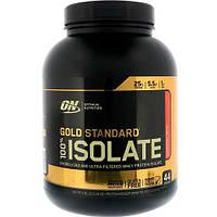 Изолят сывороточного протеина ON Gold Standard 100% Isolate 2.267 кг - Strawberry Cream